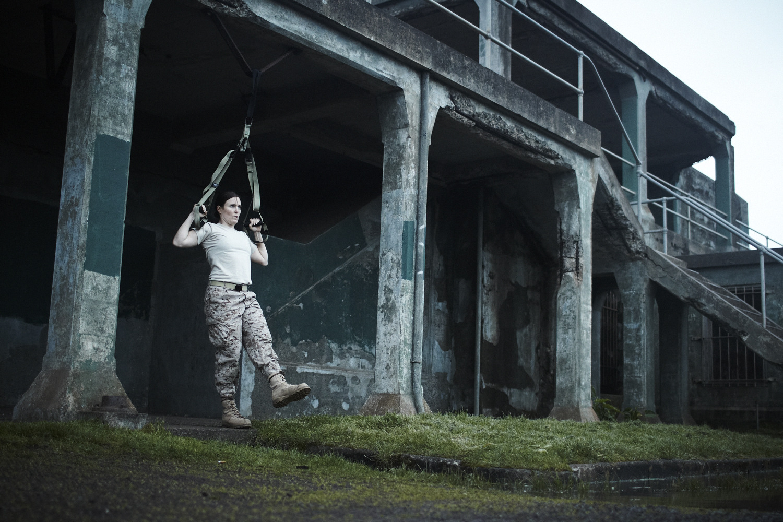 TRX FORCE KIT + TRX Xmount Grau