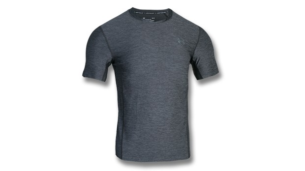 UA - TRX - Supervent T-Shirt schwarz Herren L