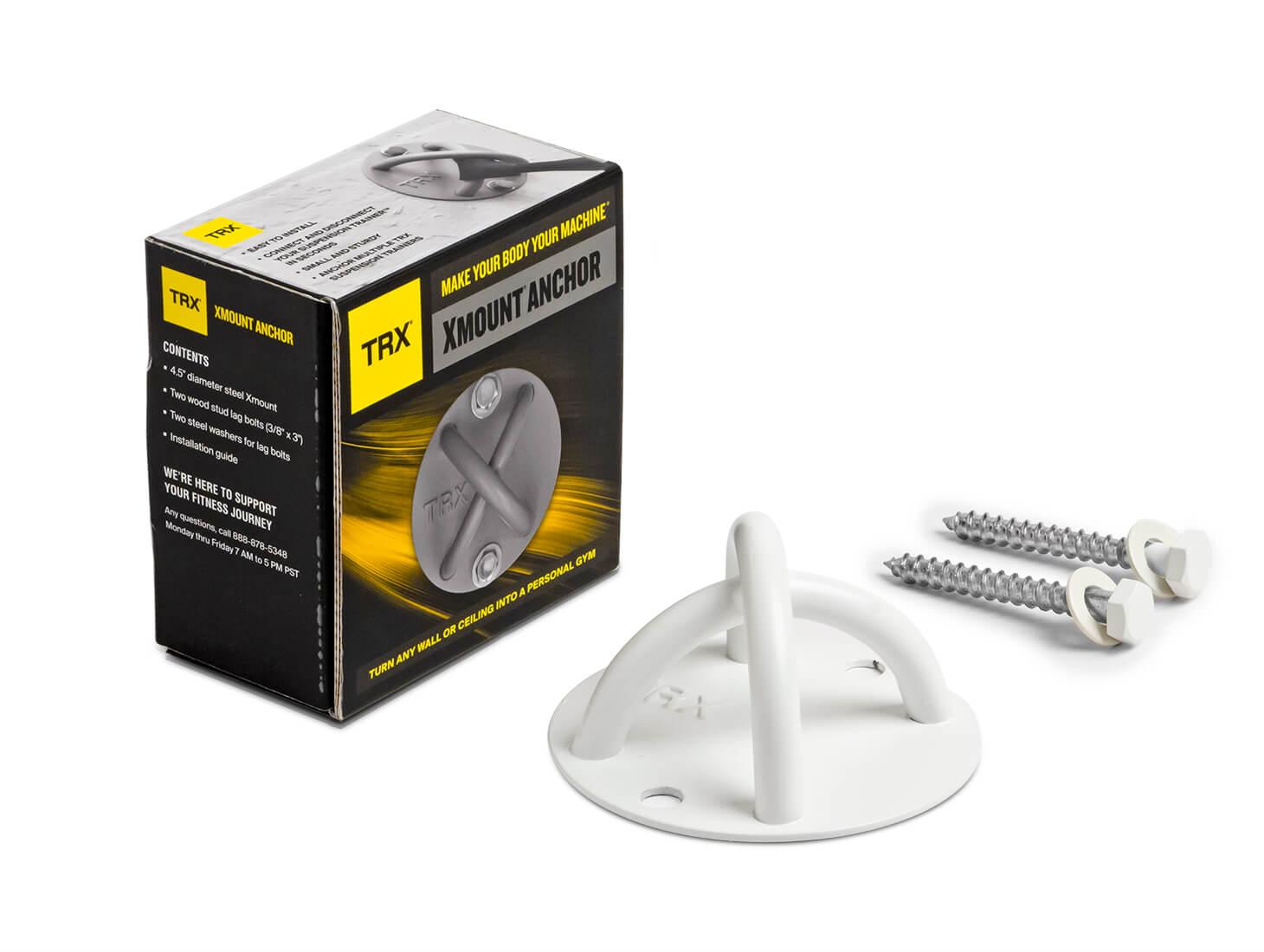 TRX Xmount Weiß + Dübel