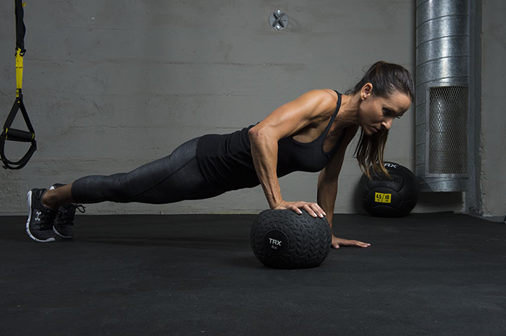 TRX Slam Balls 18,1 kg